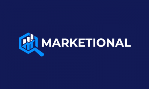 Marketional - Search marketing brand name for sale