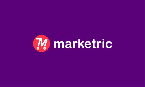 Marketric - Marketing company name for sale