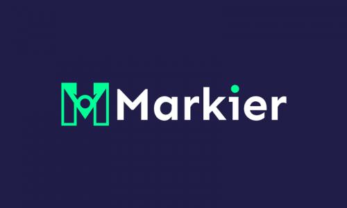 Markier - Comparisons startup name for sale