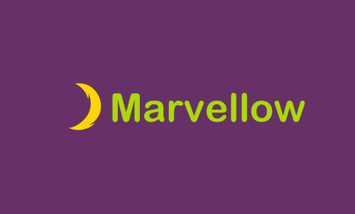 Marvellow - Playful company name for sale