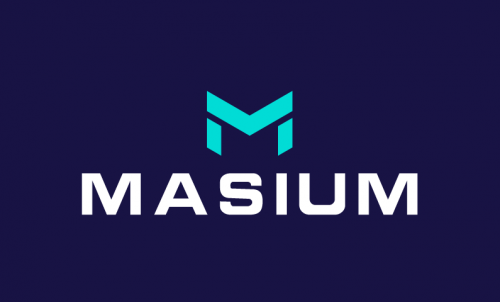 Masium - Augmented Reality startup name for sale