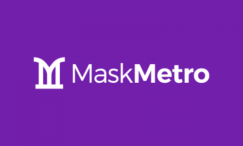 Maskmetro - Health company name for sale