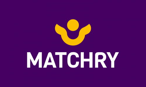Matchry - Dating startup name for sale