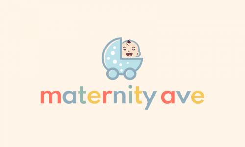 Maternityave - Playful company name for sale