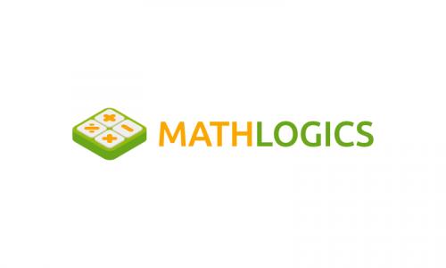 Mathlogics - E-learning product name for sale