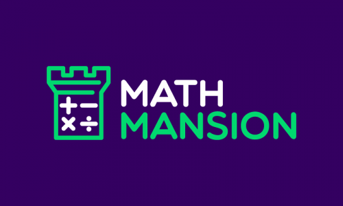 Mathmansion - Business startup name for sale