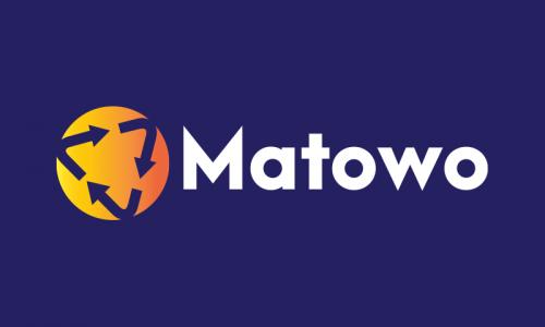 Matowo - E-commerce product name for sale