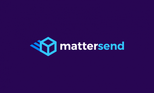 Mattersend - Logistics company name for sale