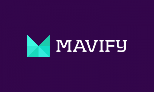 Mavify - Marketing product name for sale