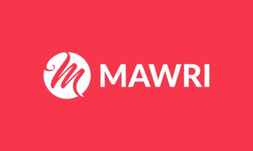 Mawri - Masculine company name for sale
