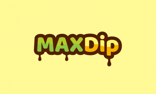 Maxdip - Masculine brand name for sale