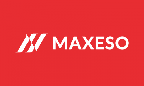 Maxeso - Advertising domain name for sale