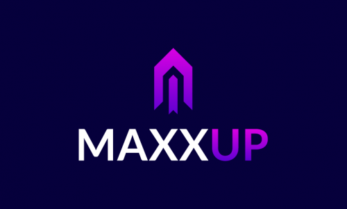 Maxxup - E-commerce business name for sale