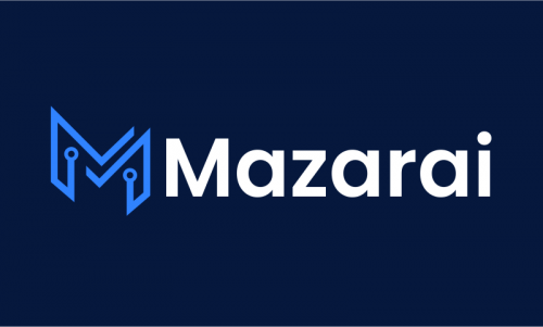 Mazarai - AI business name for sale