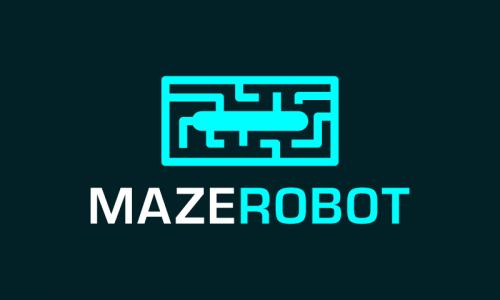 Mazerobot - Automation brand name for sale