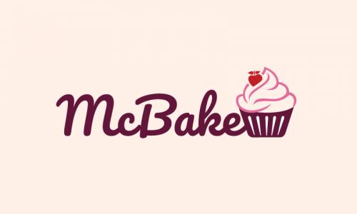Mcbake - Cooking company name for sale