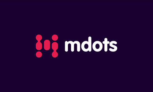 Mdots - Business company name for sale