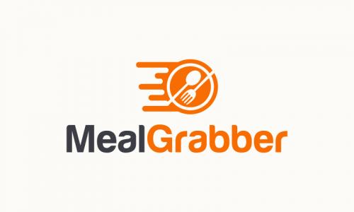 Mealgrabber - Nutrition startup name for sale