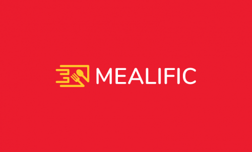 Mealific - Food and drink startup name for sale