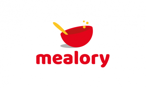 Mealory - Food and drink company name for sale
