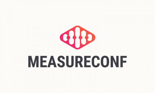 Measureconf - Analytics startup name for sale