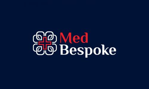 Medbespoke - E-commerce startup name for sale