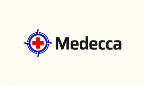 Medecca - Health brand name for sale