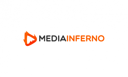 Mediainferno - Media startup name for sale