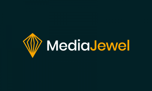 Mediajewel - Media business name for sale