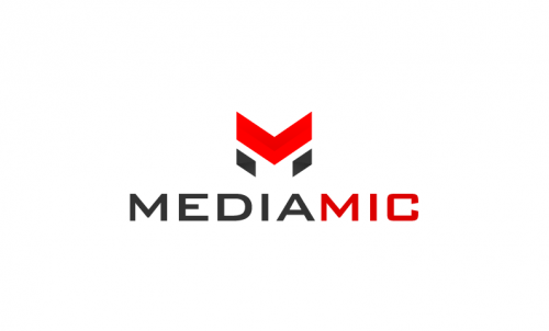Mediamic - Media domain name for sale