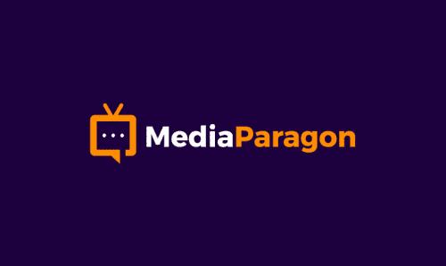 Mediaparagon - Media domain name for sale