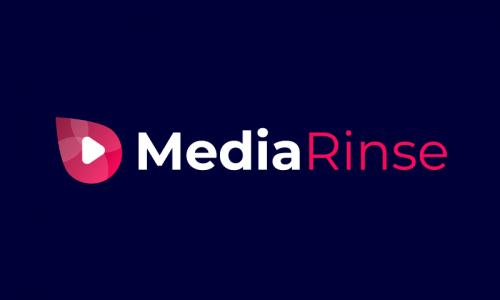 Mediarinse - Media company name for sale
