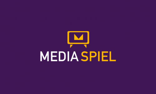 Mediaspiel - Media startup name for sale