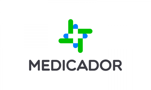 Medicador - Medical devices domain name for sale
