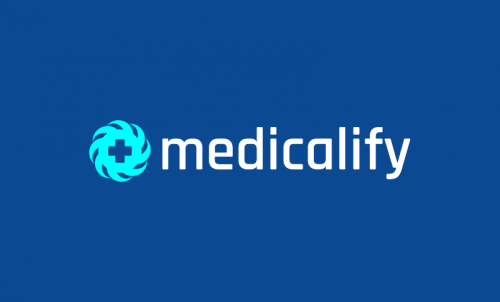Medicalify - Medical devices startup name for sale