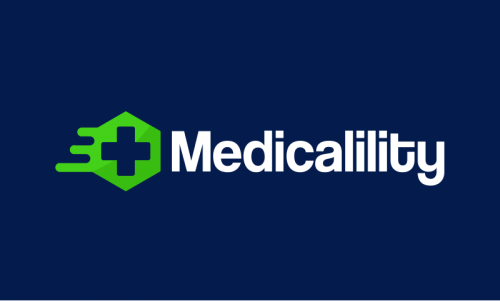 Medicalility - Health brand name for sale