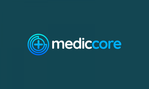 Mediccore - Pharmaceutical startup name for sale