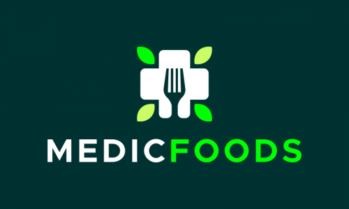 Medicfoods - Nutrition domain name for sale