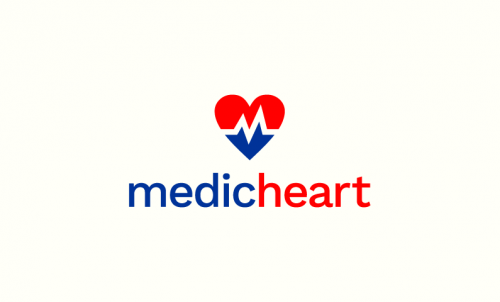 Medicheart - Healthcare company name for sale