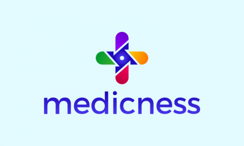 Medicness - Medical practices brand name for sale