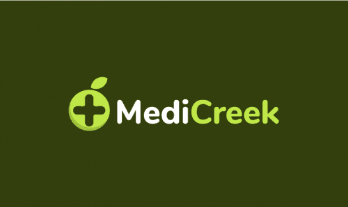 Medicreek - Medical practices business name for sale