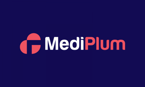 Mediplum - Healthcare startup name for sale