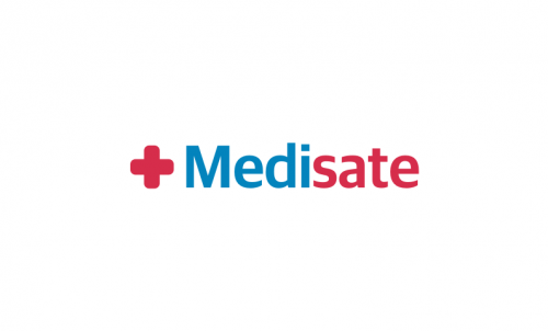Medisate - Real estate startup name for sale