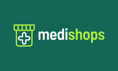 Medishops - Media company name for sale
