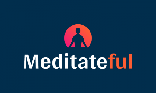 Meditateful - Exercise business name for sale