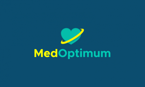 Medoptimum - Health domain name for sale