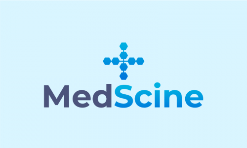 Medscine - Health company name for sale