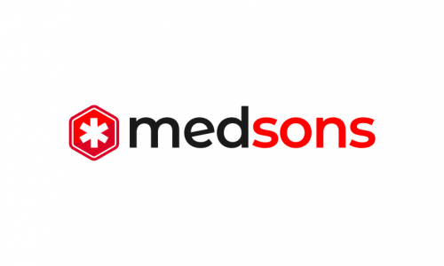 Medsons - Healthcare brand name for sale