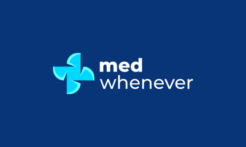 Medwhenever - Healthcare startup name for sale