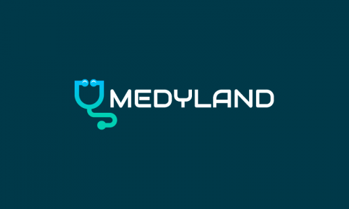 Medyland - Veterinary company name for sale